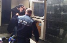 Bărbat din Ibănești săltat de polițiști și dus în cătușe la Penitenciarul Botoșani