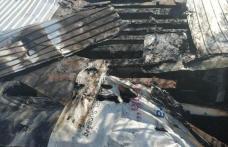 Incendiu cu pagube însemnate într-o locuință din Vârfu Câmpului din cauza unei tigăi uitate pe foc