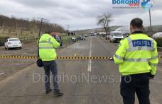 Concluzii ale polițiștilor după tragicul accident produs la ieșirea din Dorohoi