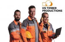 Fabrica de cherestea HS Timber Productions Rădăuți angajează personal. Vezi detalii!