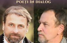 Poeți în dialog la Ipotești: Ioan Pintea și Paul Aretzu