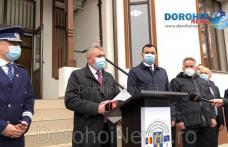 Sediul Poliției Dorohoi inaugurat de către Nicolae Lucian Bode, ministrul MAI - FOTO