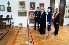 """Zi de mare sărbătoare pentru cultura botoșăneană! Muzeul """"Ștefan Luchian"""" a fost redeschis publicului - FOTO"""