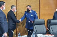 Fostul șef al Jandarmeriei Botoșani a fost decorat cu Emblema de onoare a Ministerului Afacerilor Interne - FOTO