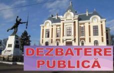 CONSULTARE/DEZBATERE PUBLICĂ PROIECT DE HOTĂRÂRE privind interzicerea desfășurării unor activități, la nivel stradal, pe raza U.A.T Dorohoi