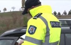 Soferi beți la volan, depistați de polițiști pe drumurile din județ