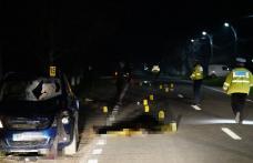Accident mortal la Vârfu Câmpului! O femeie a fost lovită de mașină