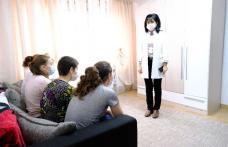 Cinci apartamente din Dorohoi au fost modernizate pentru copiii aflați în grija DGASPC - FOTO