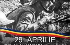 Cătălin Silegeanu: Sacrificiul de odinioară al veteranilor de război impune respectul nostru de astăzi
