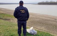 Braconier cu plasă monofilament depistat de polițiștii de frontieră botoşăneni