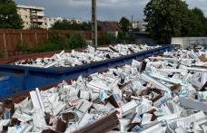 În atenția producătorilor de ferestre și uși din PVC: Hidroplasto achiziționează deșeuri din profile de PVC (termopan)!