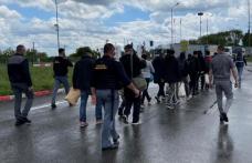 15 cetățeni străini, îndepărtați din România sub escortă