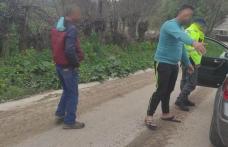 S-a ales cu dosar penal după ce polițiștii de frontieră dorohoieni l-a surprins fără permis în Cristinești