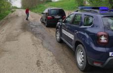 Tânăr depistat de polițiștii dorohoieni la plimbare cu maşina fără a avea dreptul de a conduce
