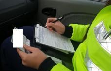 Botoșănean prins la volan deși avea permisul suspendat