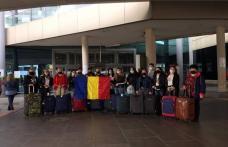 Elevi din Șendriceni formați prin stagii de pregătire în străinătate