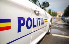 Mort de beat și cu permisul suspendat, a fost prins de polițiștii din Botoșani