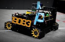 North East Dynamics vă invită la cea mai inedită demonstrație de robotică