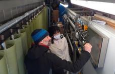 Instalație de monitorizare a contaminării radioactive a deșeurilor pentru Depozitul de la Stăuceni