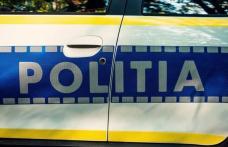 Prins la volan fără permis a încercat să fugă de polițiști