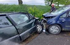 Două accidente în mai puțin de două ore pe șoselele din Botoșani - FOTO