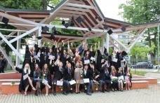 "Festivitate de absolvire la Colegiul Național ""Grigore Ghica"" Dorohoi - FOTO"