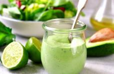 Castraveți cu maioneză de avocado