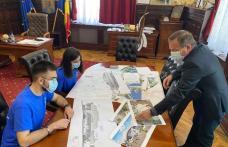 """CN """"Grigore Ghica"""" Dorohoi. Activități dedicate zilei de 9 Mai - Ziua Europei în calitate de școală candidat la titlul de Școală-Ambasador a PE"""