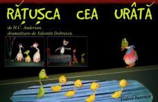 """Spectacole pentru copii, la Teatrul """"Vasilache"""", cu ocazia zilei de 1 iunie"""
