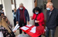 Primăria Dorohoi a repartizat beneficiarilor cele locuințele sociale din strada Cercetaș Știubianu - FOTO