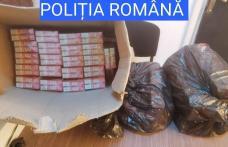 Percheziții domiciliare la locuințele unor persoane bănuite de contrabandă
