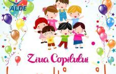 ALDE Botoșani urează tuturor copiilor să aibă parte de o copilărie veselă, colorată și lipsită de griji