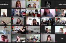 "Final de proiect Erasmus la Liceul ""Regina Maria"" - FOTO"