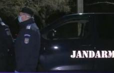 Trei petrecăreți din Botoșani amendați de jandarmi