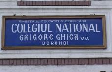 Primul proiect VET în Colegiul Grigore Ghica Dorohoi