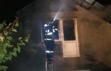 Incendiu generat de un coș de fum neizolat termic – FOTO