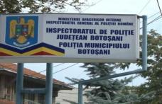 Precizări ale IPJ Botoșani referitoare la ancheta DNA în care sunt vizați mai mulți polițiști