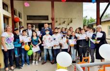 Activități dedicate zilei de 1 iunie în comuna Ibănești! Copilăria - Primăvara Tinereții - FOTO