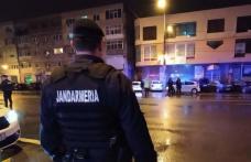 Bărbat ajuns la urgențe după ce a fost agresat pe o stradă din Botoșani. Jandarmii au identificat un agresor