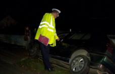 Accident produs de un șofer în vârstă de 73 de ani în stare de ebrielate