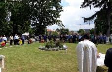 Eroii comemorați în Zi de Înălțare, la Dorohoi, cu depunere de coroane și distanțare socială - FOTO