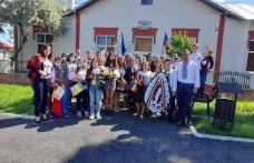 Eroii comemorați la școlile Rădăuți-Prut, Miorcani, Viișoara și Păltiniș – FOTO