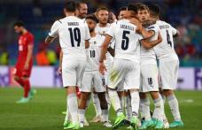 "Primul meci de la EURO 2020: Turcia - Italia 0-3. ""Squadra Azzurra"" a făcut spectacol pe teren"