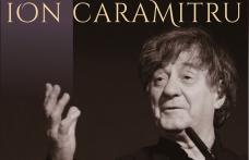 Moment eminescian, cu Ion Caramitru, la Memorialul Ipotești, pe 15 iunie