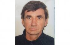 Bărbat dat dispărut de familie. A părăsit domiciliul cu o săptămână în urmă