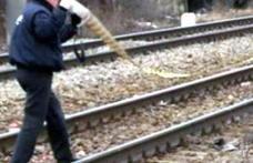 Un tânăr și-a pus capăt zilelor aruncându-se în fața trenului Dorohoi-Iași