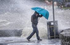 Cod Galben de ploi și vânt până mâine seară în județul Botoșani