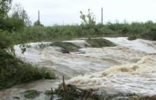 Risc de inundații pe râurile Miletin, Bahlui, Siret și Prut