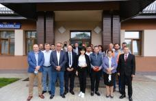 Consiliul Județean a predat constructorilor Lotul 2 al Drumului Strategic - FOTO