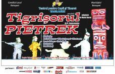 Spectacole pentru cei mici și pentru tineri la Teatrul Vasilache